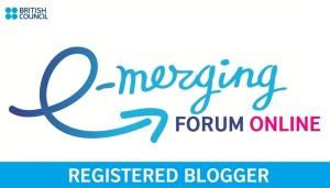 Registered Blogger, official banner