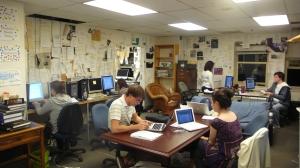 The_Hoya_office