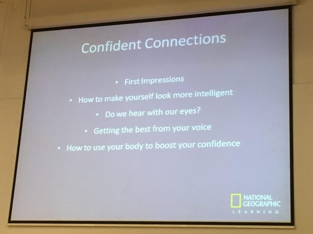 confident connections